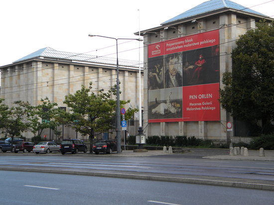 National Museum in Warsaw: The Museum on Al. Jerozolimskie 3