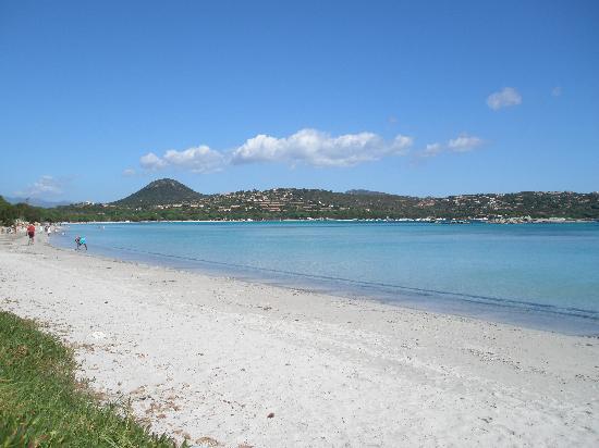 Hôtel Castell'Verde : Santa Giulia beach