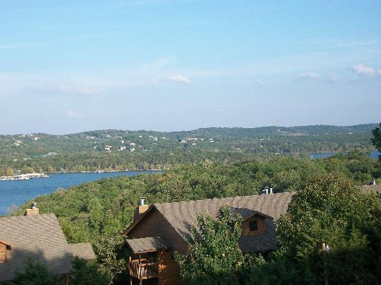 Village At Indian Point: view from deck
