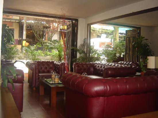 Hostal Casa Lleras: Area social