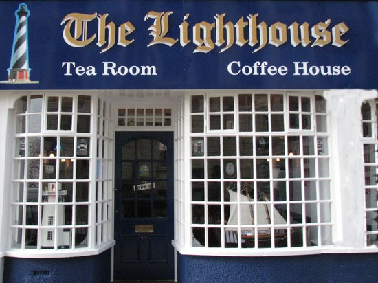 Image The Lighthouse Tea Room in Yorkshire and The Humber