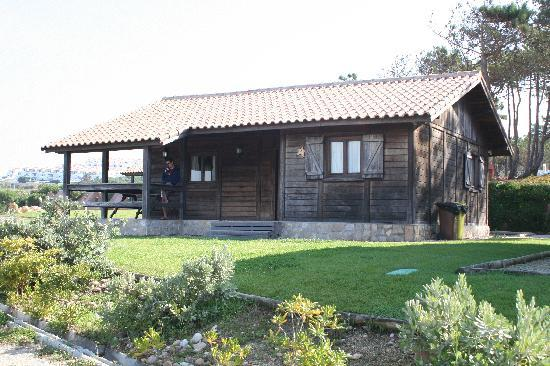 Bungalows at Ericeira Camping