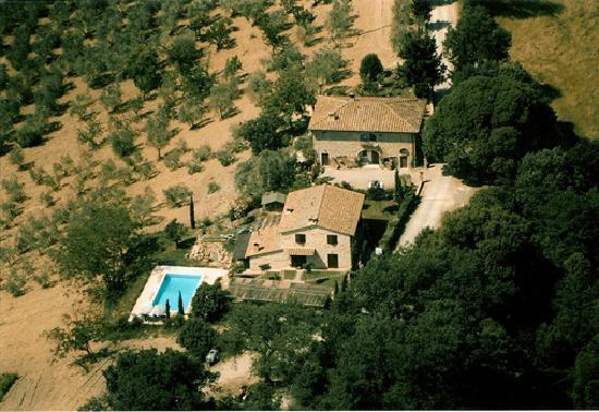 Villa Casale Il Chicchero: panoramica