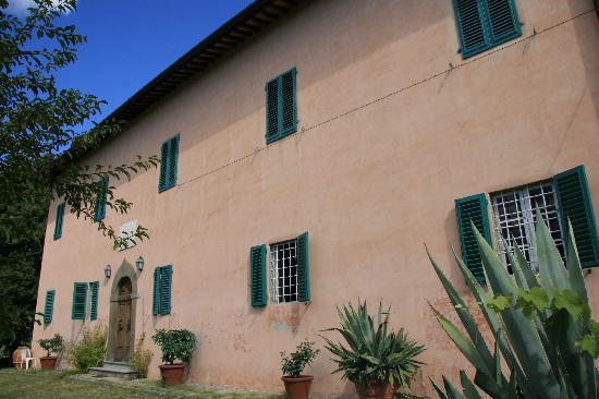 Agriturismo Villa Pacinotti: Villa Pacinotti