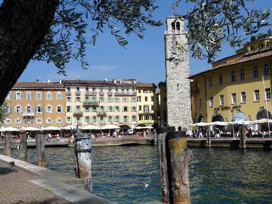 Centrale Hotel -- Riva Del Garda: View of hotel