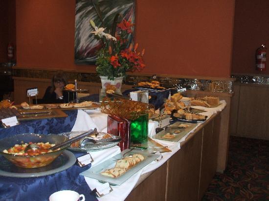 Alejandro 1 Hotel Internacional Salta: el desayuno buenismo!