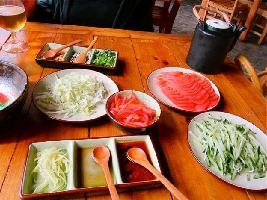 Lunch at Xiaolumian