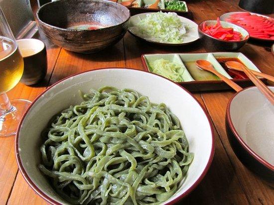 Noodles at Xiaolumian