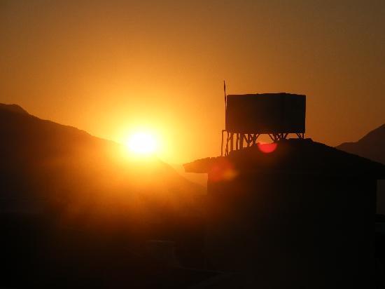 Grand Pasa Hotel: Sunrise 3