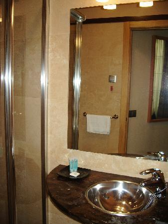 El Pasaje: salle de bain