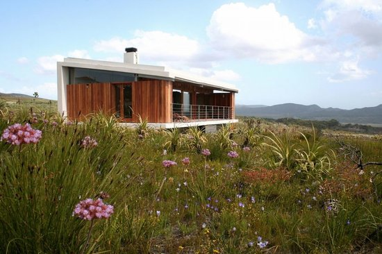 Farm 215 Nature Retreat & Fynbos Reserve: One of the freestanding fynbos suites