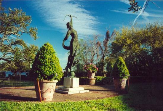 The Cummer Museum of Art and Gardens: The Cummer Gardens
