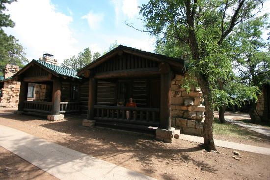 Western Cabin Von Innen Picture Of Grand Canyon Lodge