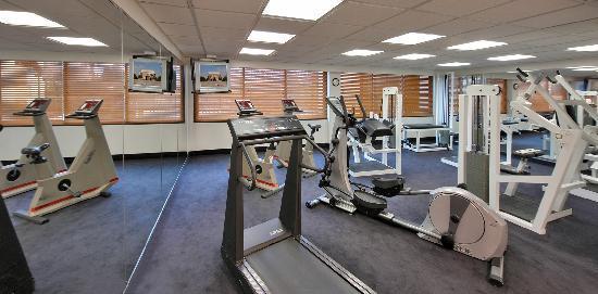 BEST WESTERN Plus Rockville Hotel & Suites: Fitness Room