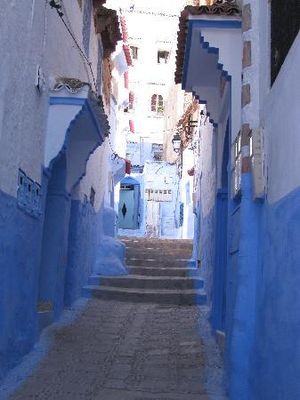 The Medina of Chefchaouen