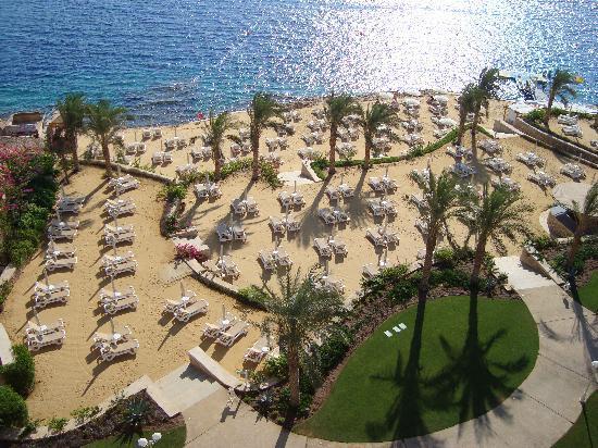 Stella Di Mare Beach Hotel & Spa: Our balcony view