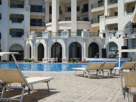 Stella Di Mare Beach Hotel & Spa: The main pool