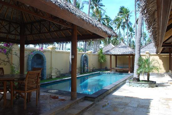 Kura Kura Resort: in our private villa