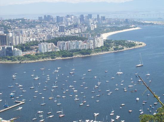 Rio de Janeiro, RJ: Guanabara Bay
