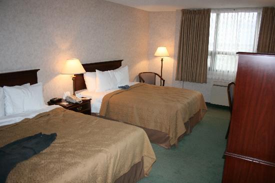 Northern Grand Hotel: Innenansicht