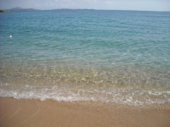 Stelle Marine Hotel & Resort: mare incredibile