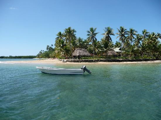 Nukubati Private Island: Nukubati