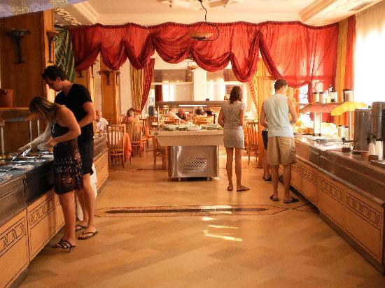 Monastir Center Hotel : la restaurant