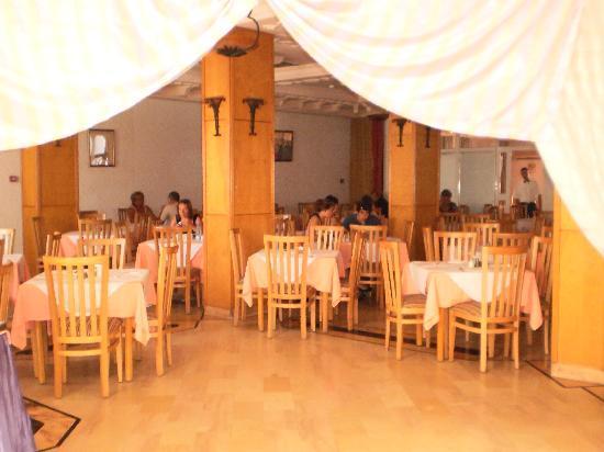 Monastir Center Hotel : Le restaurant