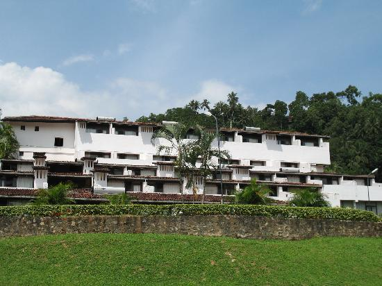 Cinnamon Citadel Kandy : The hotel