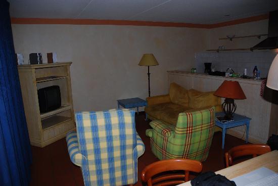 Hotel Graaf Bernstorff: Family apartment