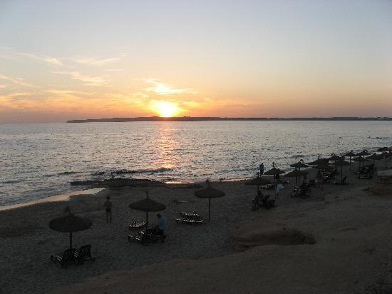 Insotel Club Maryland: Bellissima spiaggia!