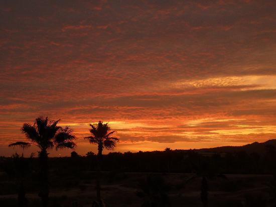 Hacienda del Mar Los Cabos : Sunset