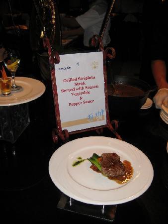 Club Med Bintan Island: Delicious food