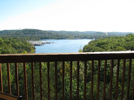 Village At Indian Point: Beautiful view from our deck!