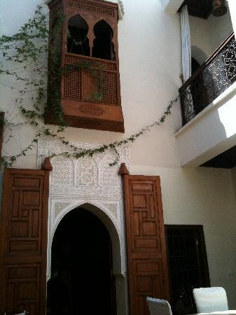 Zamzam Riad: My balcony