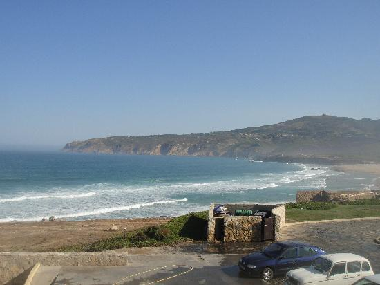Fortaleza do Guincho: View from our room