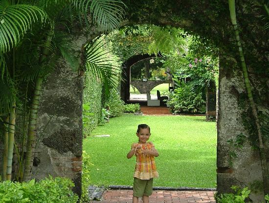 Xochitepec, Mexico: jardines