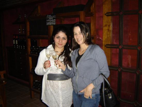 Mendoza Holidays: Nossa Guia Cecília na Zuccardi