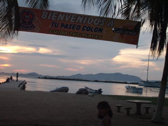 Puerto La Cruz, Venezuela: BELLO ATARDECER