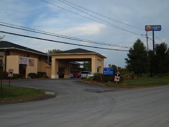 Quality Inn: Comfort Inn Harrisburg