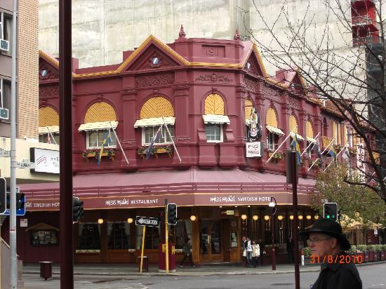 Perth, Australien: Ms Maud Swedish Hotel