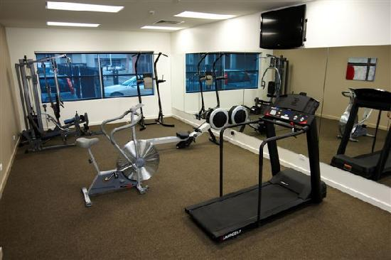 Quest Mawson Lakes: On site Gym