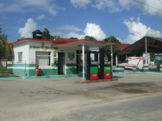 Gas Station in Banes