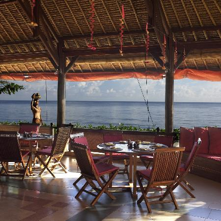 Tejakula, Indonesien: sea breeze restaurant