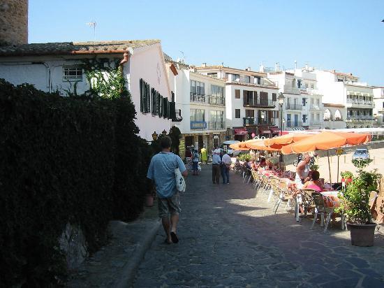 Altstadt Tossa de Mar Picture of Hotel Avenida Tossa de Mar