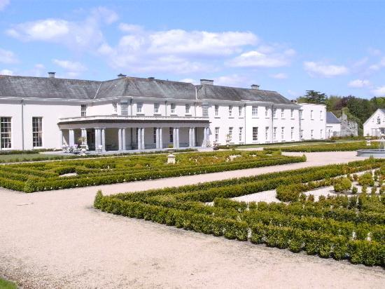 Castlemartyr Resort: A small section of the garden.