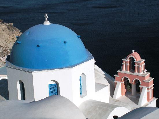 Santorini, Grecia: Ville d'Oia - Santorin