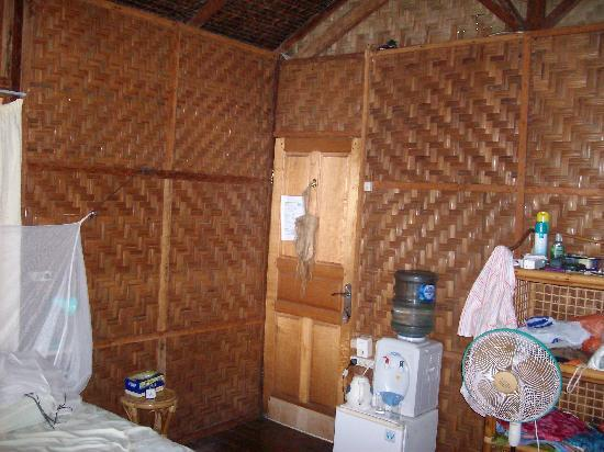 Sabang, Indonesia: inside room