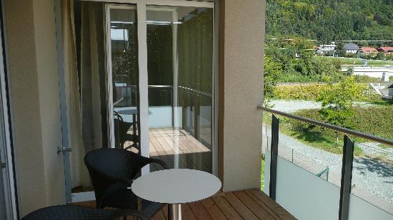 Apart Hotel Legendaer: Balkon