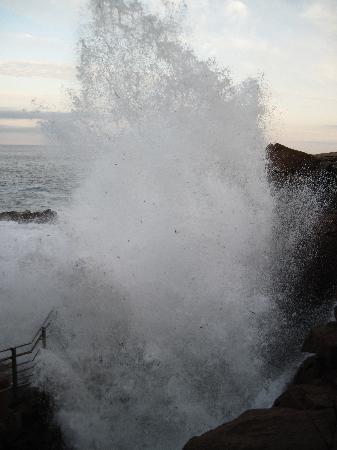 Parque Nacional de Acadia, ME: Thunder Hole-Igor